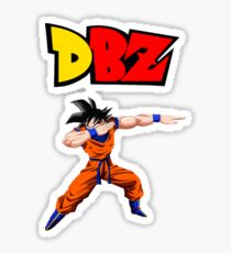Goku - Dragon Ball Z - DBZ Sticker