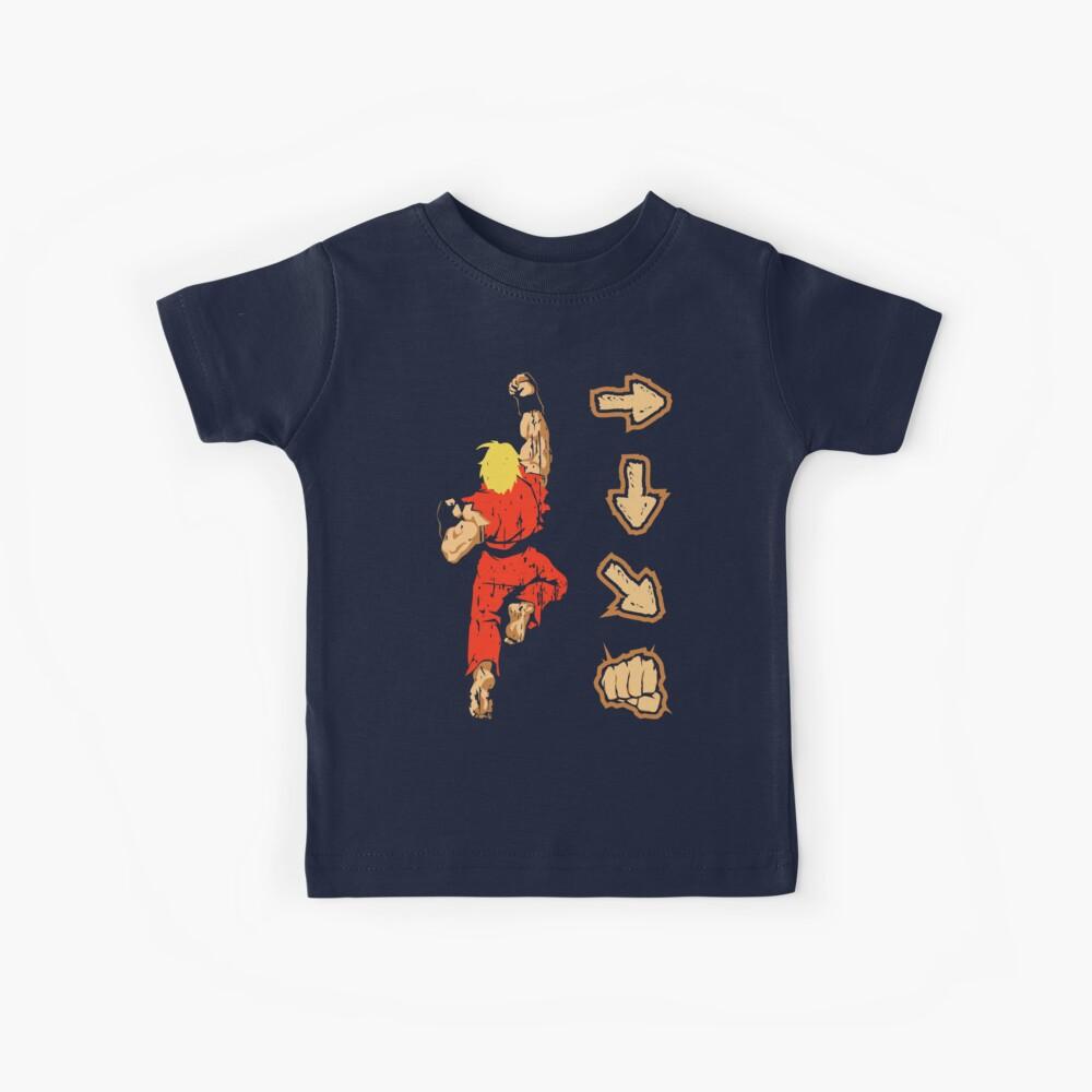 Kennen Sie Ihre Kampfkünste v2.0 Kinder T-Shirt