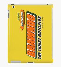 BRAWNDO iPad Case/Skin