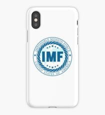 No mission is impossible iPhone Case