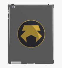 Metalbending Police Force Symbol iPad Case/Skin