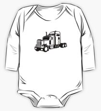 Truck vehicle One Piece - Long Sleeve