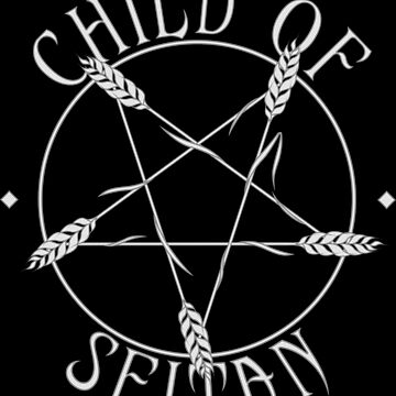 Child of Seitan by GlewPrint