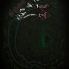 Marceline/Jinx crossover by Varans