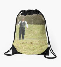 Vishnuh- Society products Drawstring Bag