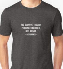 Rick – Zombies Unisex T-Shirt