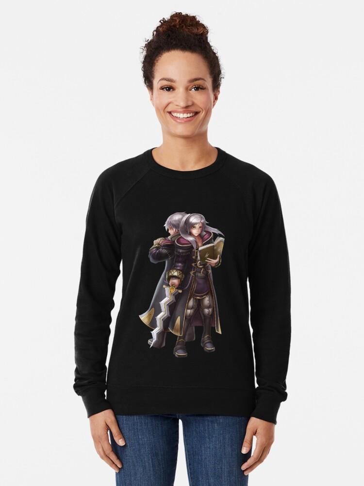 Alternative Ansicht von Robin Leichter Pullover