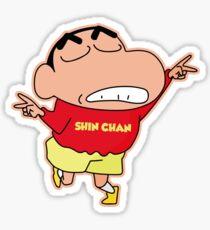 Shin Chan - Anime Sticker