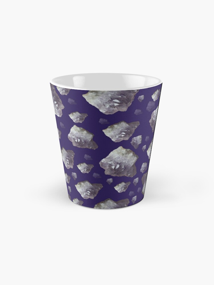 Alternate view of Amethyst chunks Mugs