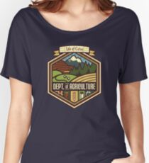 Settlements Welcome Women's Relaxed Fit T-Shirt