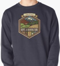 Settlements Welcome Pullover