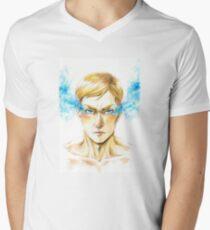 Erwin Smith - Gelid Flare  Men's V-Neck T-Shirt