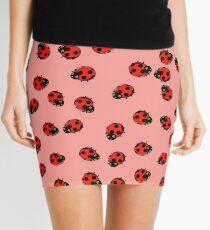 Ladybug Leggings Mini Skirt