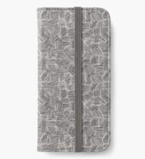 Just a Scribblin' iPhone Wallet/Case/Skin