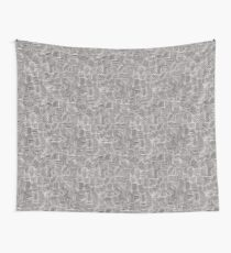 Just a Scribblin' Wall Tapestry