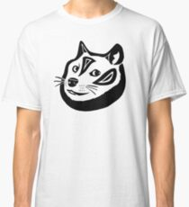 Tribalish Doge Classic T-Shirt