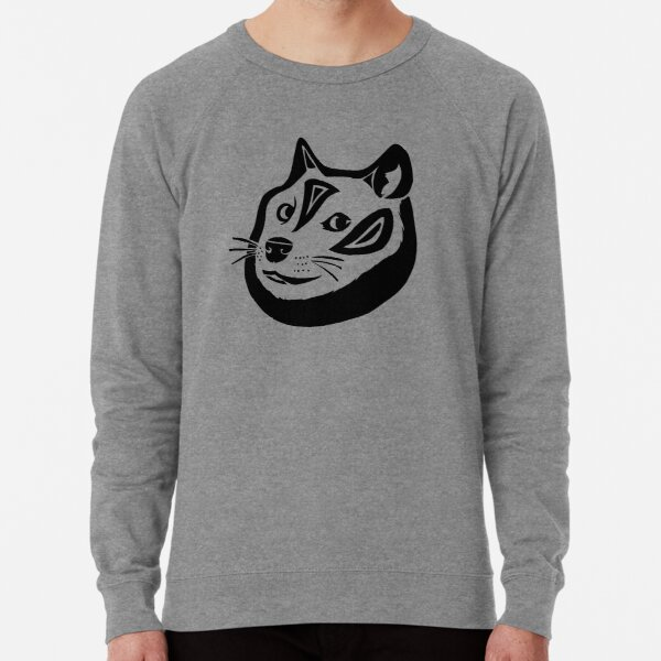 Tribalish Doge Lightweight Sweatshirt
