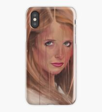 What are you drawing Ryan? // 382. Buffy The Vampire Slayer iPhone Case/Skin
