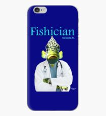 Fishician iPhone Case