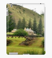 Norfolk Island towards Quality Row iPad Case/Skin