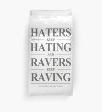 Keep Raving #1 Bettbezug
