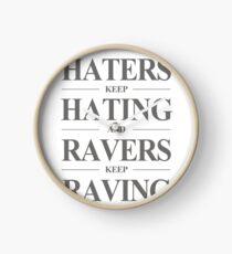 Keep Raving #1 Uhr
