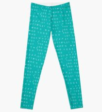 What is up, Dawg? Leggings