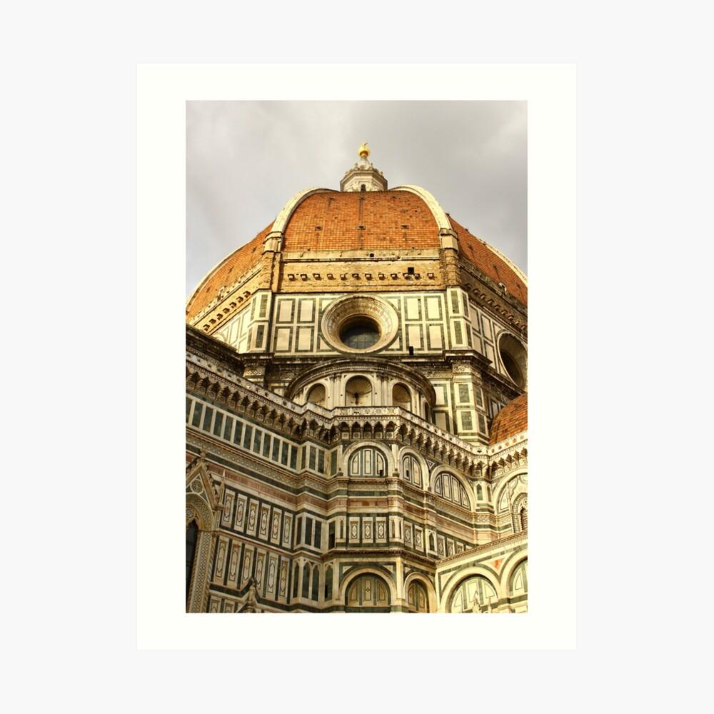 Florenz Duomo Kunstdruck