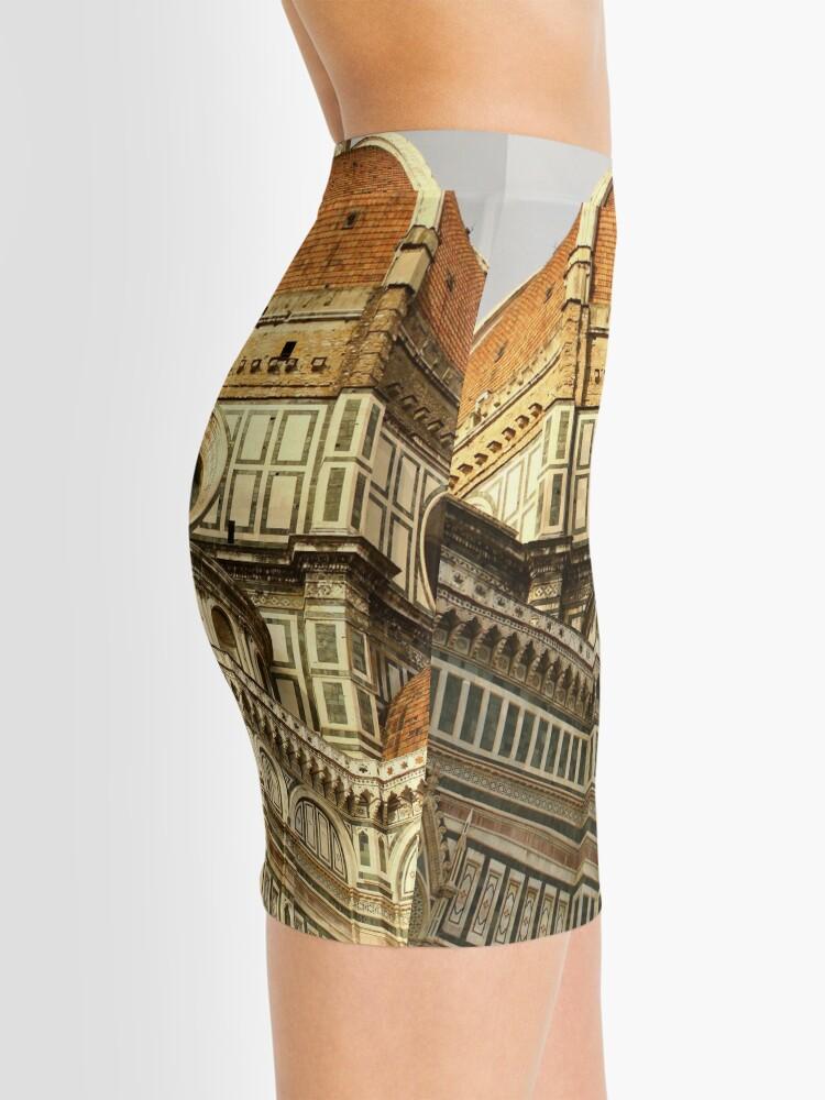 Alternative Ansicht von Florenz Duomo Minirock