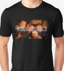 Squad goals! Slim Fit T-Shirt