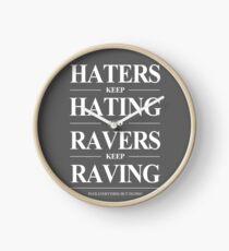 Keep Raving #2 Uhr