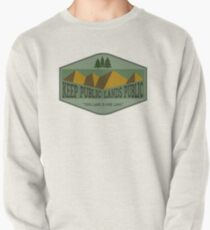 This Land is Your Land - Green Pullover