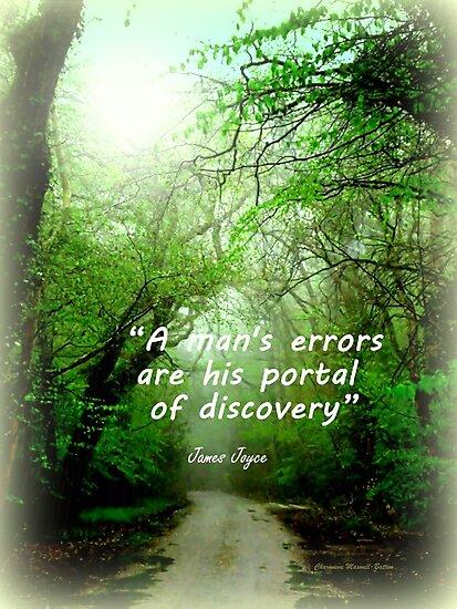 Portal of Discovery by Charmiene Maxwell-Batten
