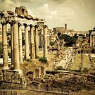 Beautiful Rome by Brian Posslenzny