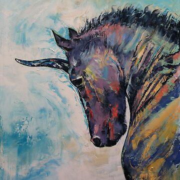 Dark Unicorn by michaelcreese