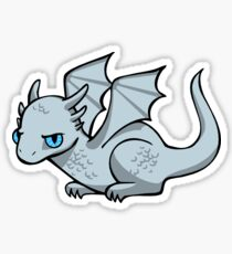 Game of Thrones Ice Viserion Sticker