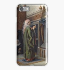 THEODOROS RALLI - IN THE MOSQUE iPhone Case/Skin