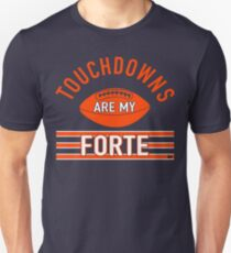 """Touchdowns Are My Forte"" T-Shirt"