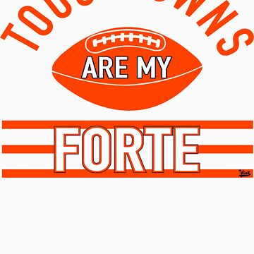"""Touchdowns Are My Forte"" by Victorious"