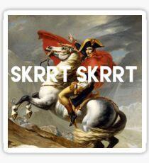 Napoleon - Skrrt Skrrt Sticker