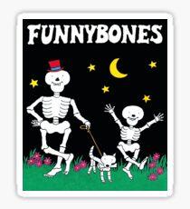 Funny Bones Sticker
