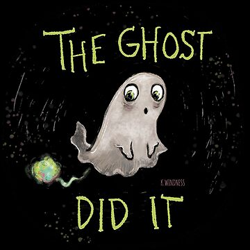 Ghost Fart by kazwindness