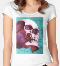 Nebula Women's Fitted Scoop T-Shirt