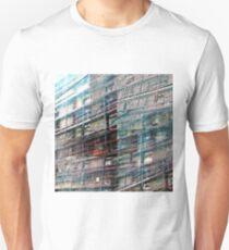 CAM02246-CAM02249_GIMP_B Unisex T-Shirt