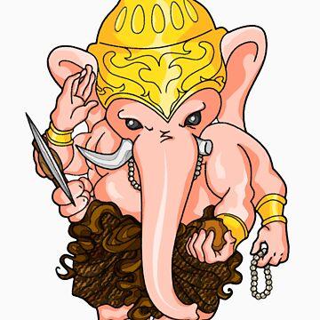 Ganesha - Chibi by mechanimation
