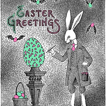 Easter Greetings by JELarson