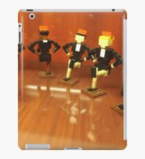 Lego Rockettes, Lego Store Rockefeller Center, New York City iPad Case/Skin