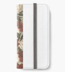 Shawn Mendes flowers iPhone Wallet/Case/Skin