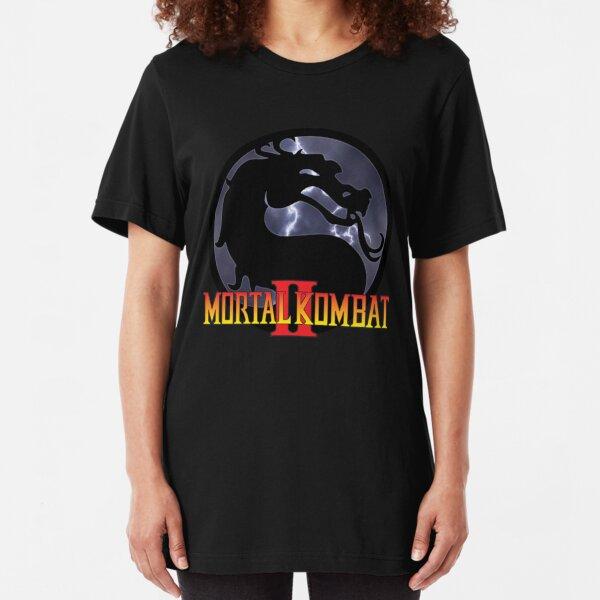Mortal Kombat II Slim Fit T-Shirt