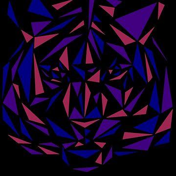 Triangle Tiger by NeleVdM